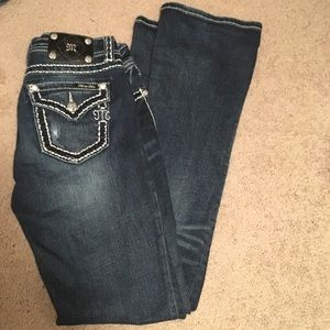 Miss Me Bootcut Jeans!